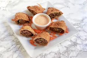 VSPOT Empanadas 3 For $10 - delivery menu