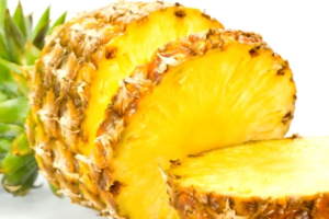 Fresh Pineapple - delivery menu