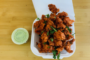 Chicken Pakoda - delivery menu