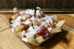 Salvi Street Fries - delivery menu