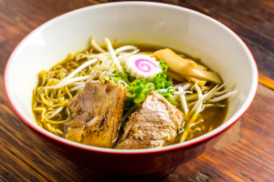 Curry Soy Chicken Ramen - delivery menu