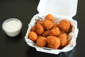 Fried Mushrooms - delivery menu