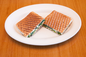 Chicken Mediterranean Panini - delivery menu