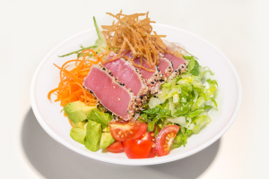 Sesame Tuna Salad - delivery menu