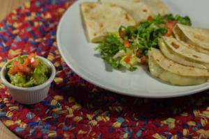 Quesadilla Appetizer - delivery menu