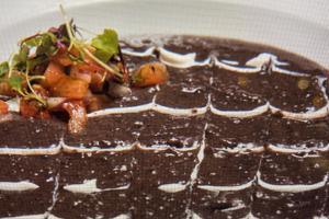 Frijoles Negros - delivery menu