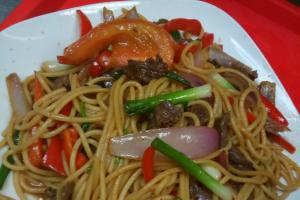 Tallarin Saltado de Carne - delivery menu