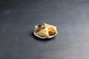 Beef Samosa - delivery menu