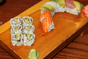 1. California Roll - delivery menu