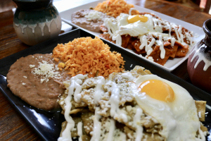 #68. Chilaquiles - delivery menu