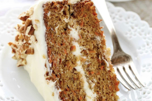 Carrot Cake - delivery menu