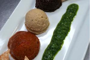 Mediterranean Dips - delivery menu
