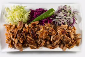 Chicken Gyro Plate - delivery menu