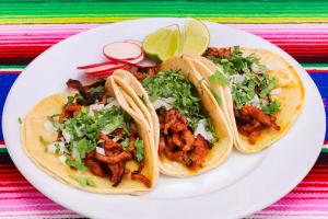 Tacos Al Pastor - delivery menu