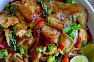 Viet Aroma Drunken Noodles - delivery menu