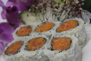 Spicy Salmon Roll - delivery menu