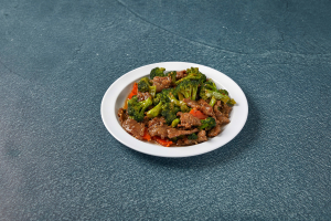 2. Beef with Broccoli - delivery menu