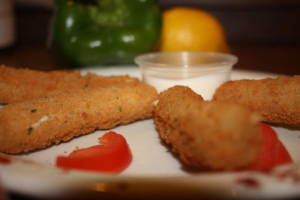 Mozzarella Sticks(7) - delivery menu