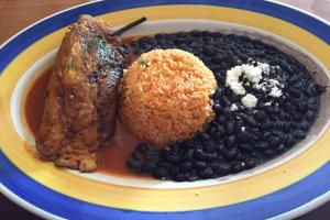 Chiles Rellenos - delivery menu