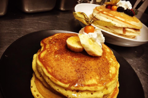 Lemon Ricotta Pancakes - delivery menu
