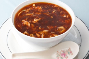 48. Hot and Sour Soup - delivery menu