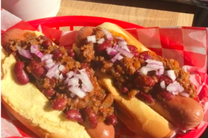 Chili Dogs - 2 per Order - delivery menu