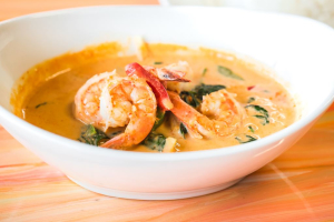 41. Yellow Curry  - delivery menu