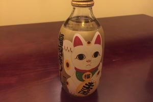 Lucky Cat (Fuku Maneki) Soda - delivery menu