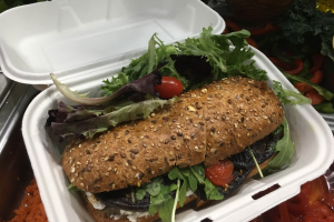 Portobello Sandwich - delivery menu