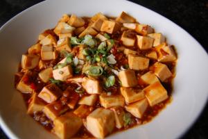 67. Bean Curd Szechuan Style - delivery menu