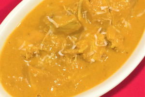 CHICKEN MALAI CURRY - delivery menu