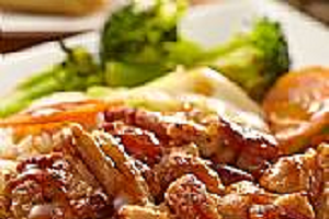 Beef and Chicken Teriyaki - delivery menu