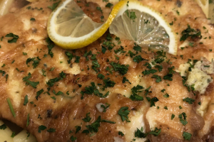Chicken Francese - delivery menu