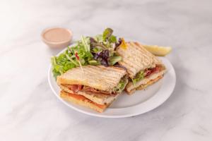 Chicken Pesto Sandwich - delivery menu