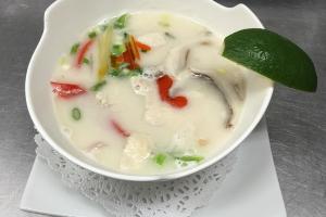 Tom Kha Soup - delivery menu