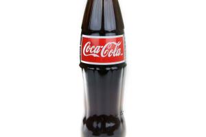 Mexican Coke - delivery menu