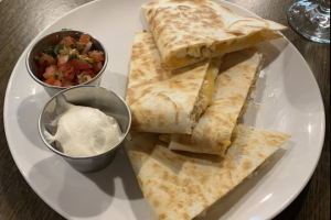 33. Quesadilla - delivery menu