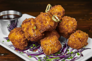 Pork Belly Croquettes - delivery menu
