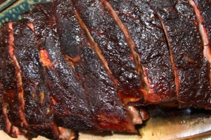 1/2 Rib Rack - delivery menu