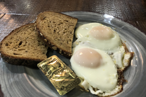 2 Eggs Any Style & Toast - delivery menu
