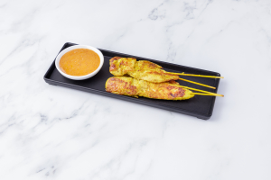 Chicken Satay - delivery menu