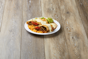 Chimichanga Vegetariana - delivery menu
