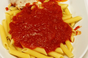 Chicken Parmigiana Entree - delivery menu