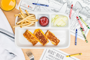 Grilled Cheese - delivery menu