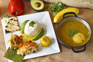 Sancocho de Gallina - delivery menu
