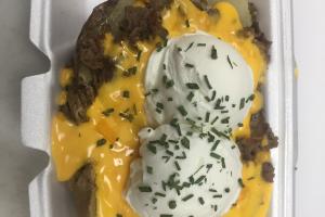 The King Potato - delivery menu