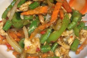 Thai Hot Basil - delivery menu