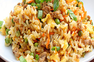 Pork Fried Rice - delivery menu