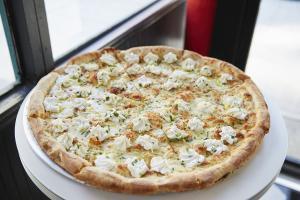 Bianco Pizza Pie - delivery menu