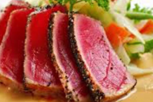 Black Pepper Tuna - delivery menu